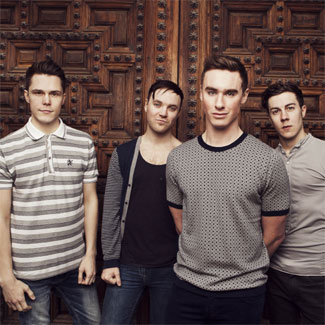 Don Broco: 'I threw up on one of our fans'