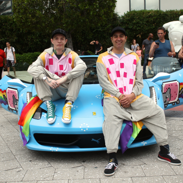 Ferrari issue cease and desist order to Deadmau5 over car