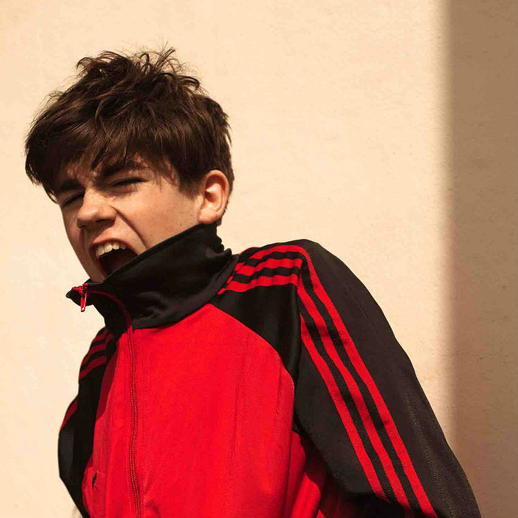 Declan McKenna new track tour UK up-and-coming new Ed Sheeran