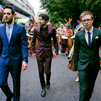Delphic: 'We prefer Britney to 'plain' indie albums'