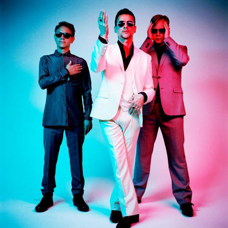 Depeche Mode on 6music festival, James Ford, and tour plans