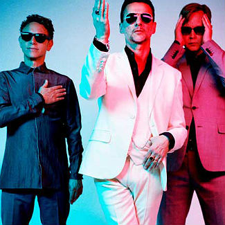 Depeche Mode, Del Marquis: tracks of the week
