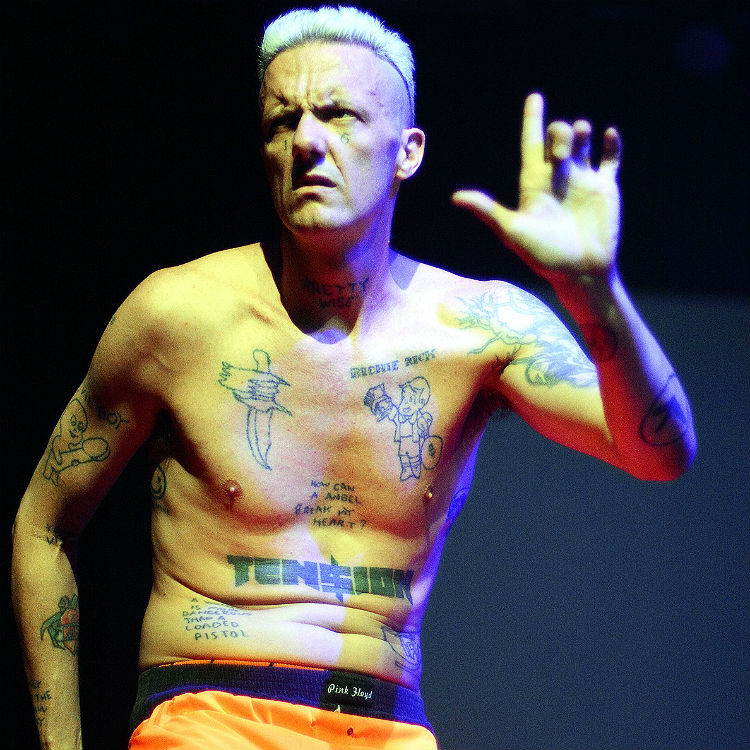 Die Antwoord start one way fight with lady gaga