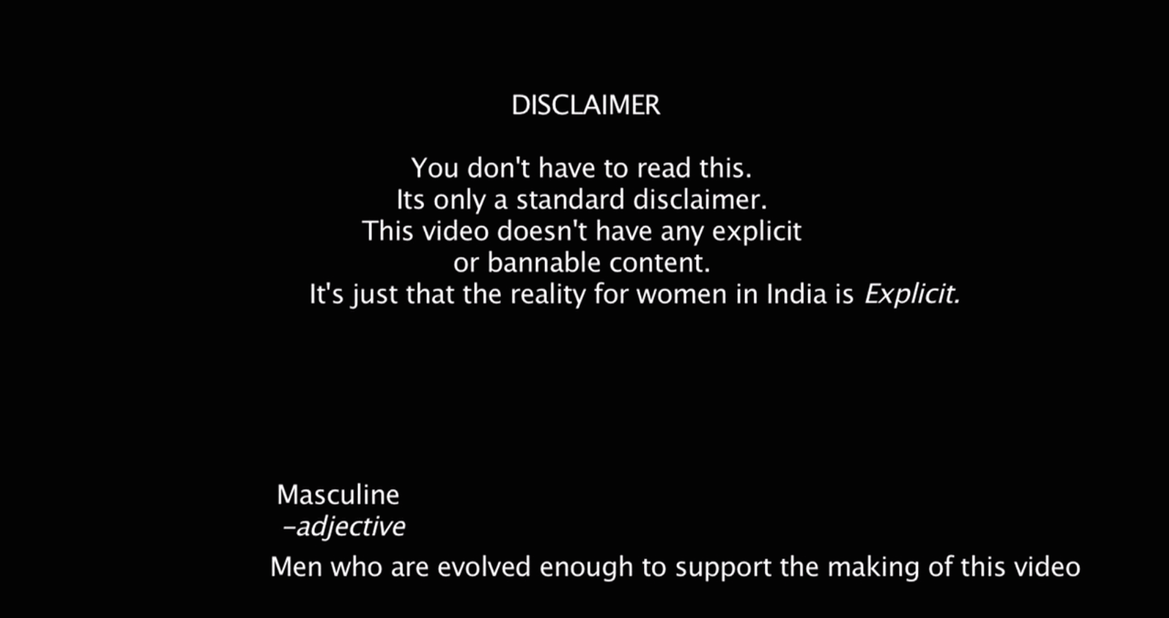 Disclaimer: Video Of Two Indian Women Rapping Against Rape Goes Viral