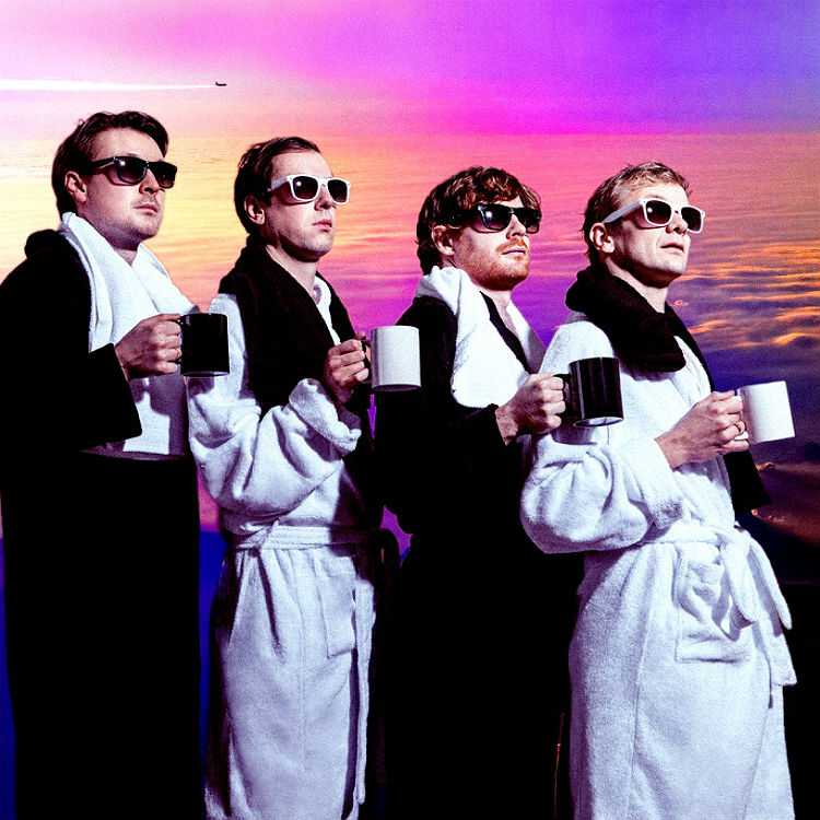 Django Django release new video for Shake And Tremble