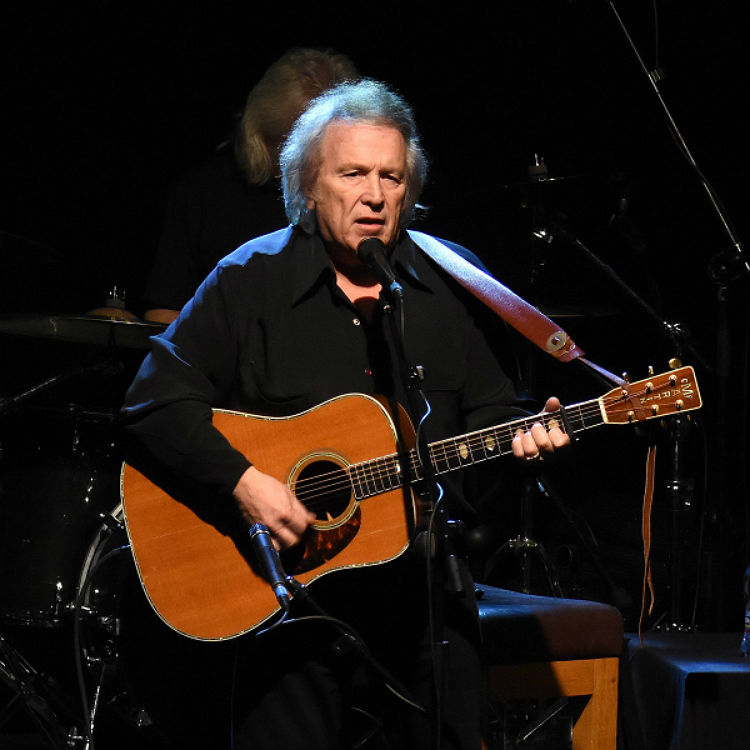 American Pie singer Don McLean has written a not guilty plea