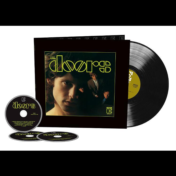 The Doors Whiskey Bar debut album Jim Morrison Break On Through