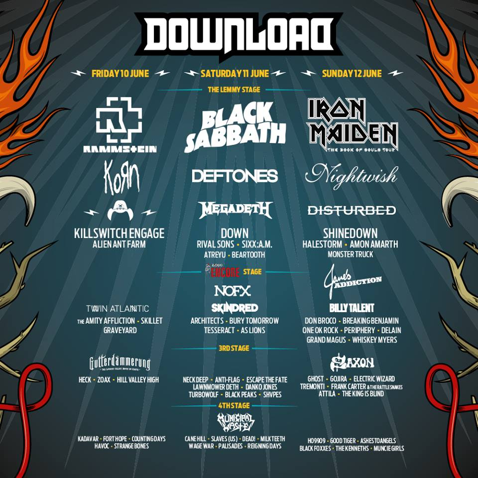 Janes Addiction Nofx Lead 36 New Names Added To Download Festival