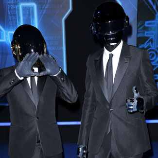 Daft Punk album due March 2013 and Glastonbury slot?