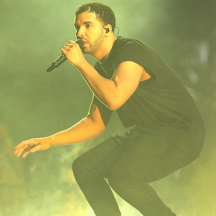 Drake plays Meek Mill diss tracks and memes at Toronto festival