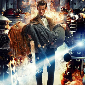 TV news: new Dr Who trailer premieres, watch it now