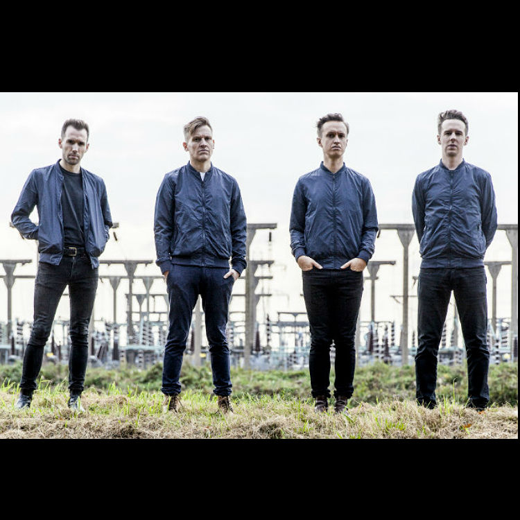 Dutch Uncles Announce Go Karting Album Launch