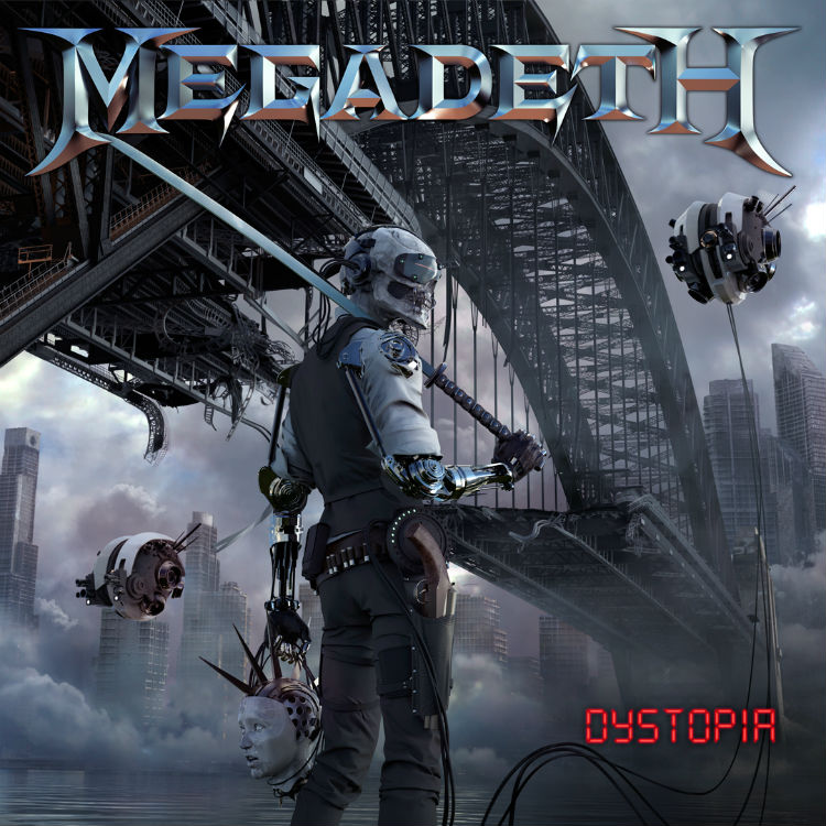 Megadeth new album review, Dystopia