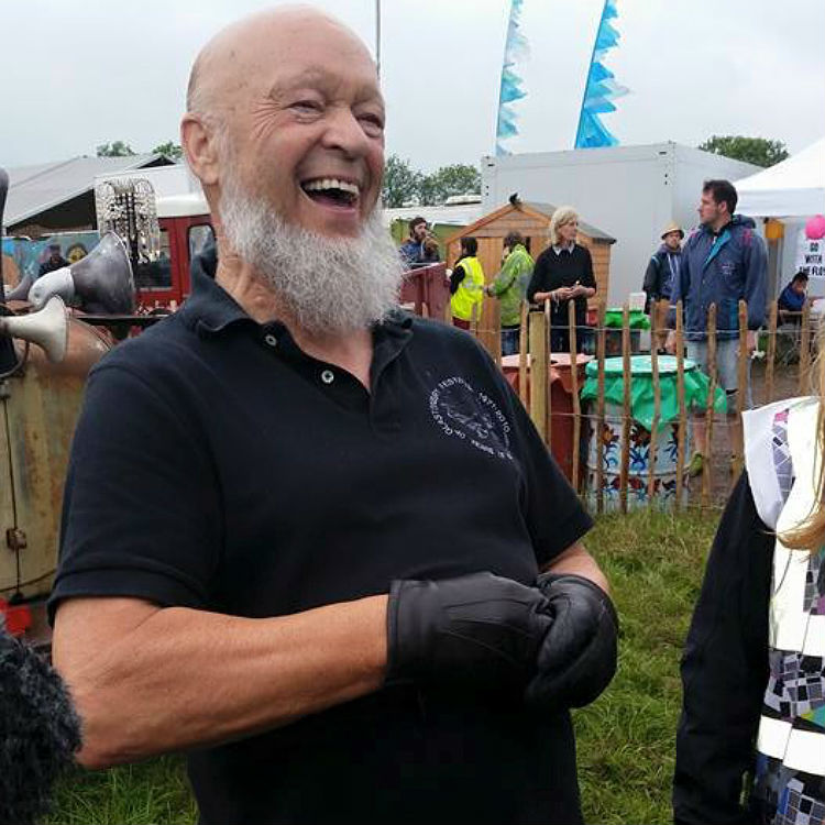 Glastonbury boss Michael Eavis on Florence & The Machine & Kanye West