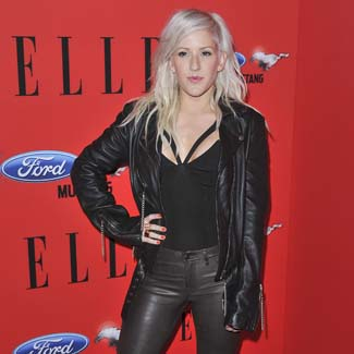 Ellie Goulding flop UK single scores star a Top Ten American hit