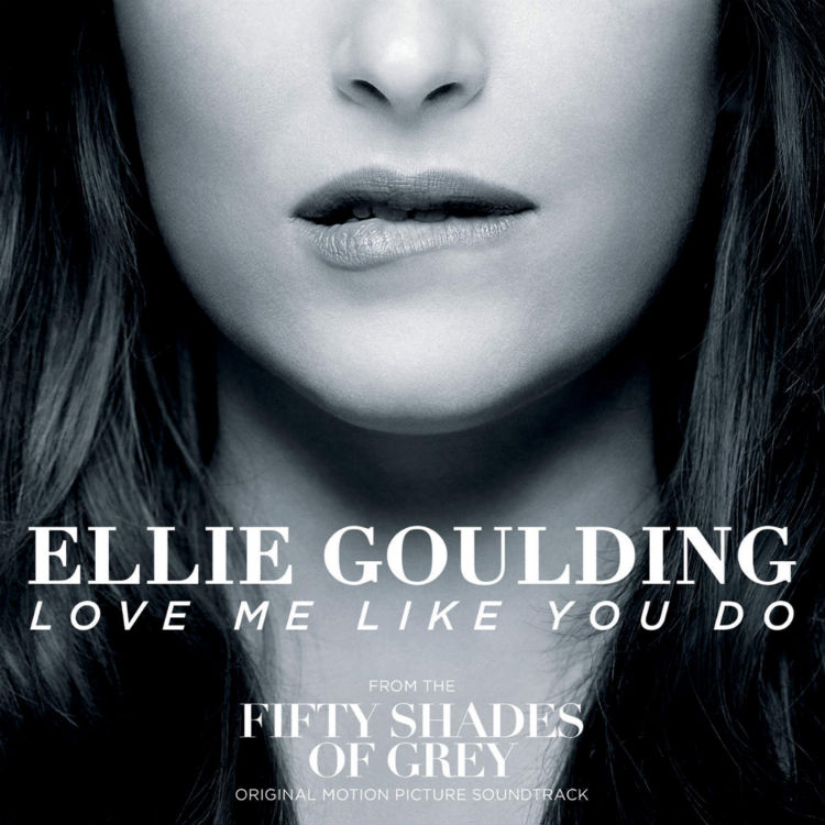 Ellie Goulding's 50 Shades song Love Me Like You Do storms the charts