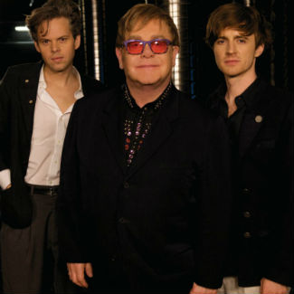 Elton John and Pnau lead midweek charts with remix album