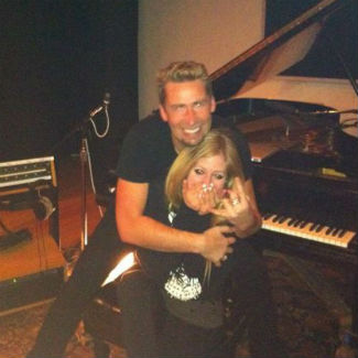 Chad Kroeger 'embarrassed' telling mum about Avril Lavigne engagement