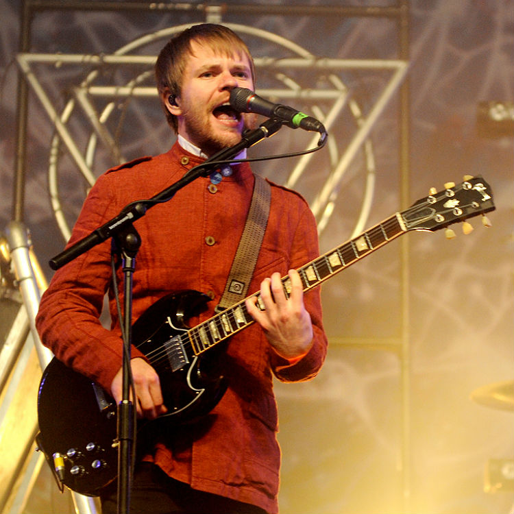 11 epic photos of Enter Shikari at Glastonbury