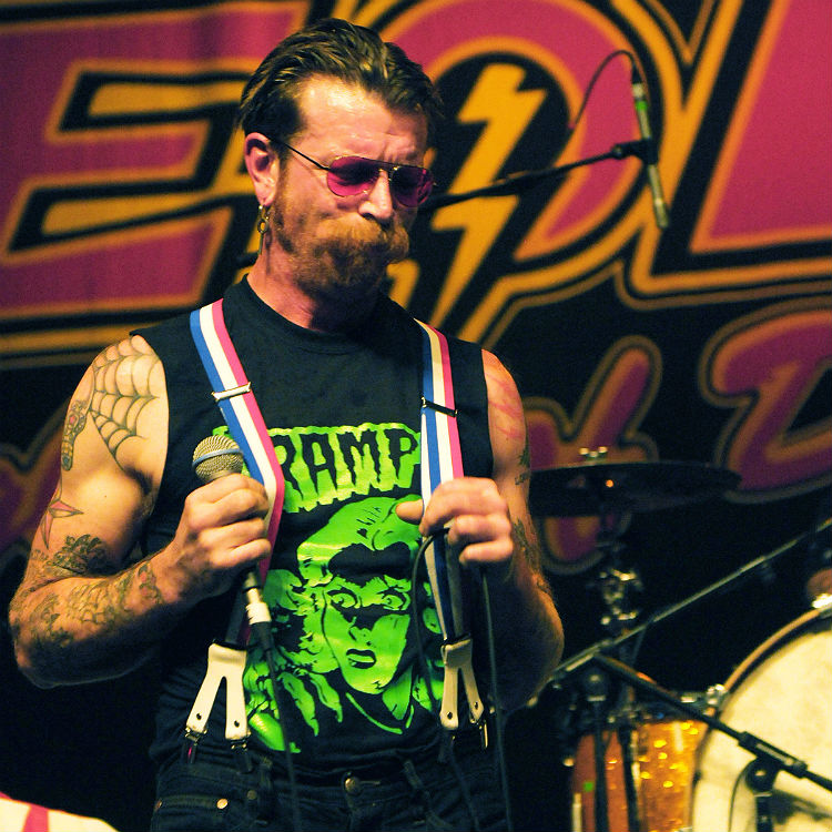 Eagles Of Death Metal live review London Kentish Town Forum August 26