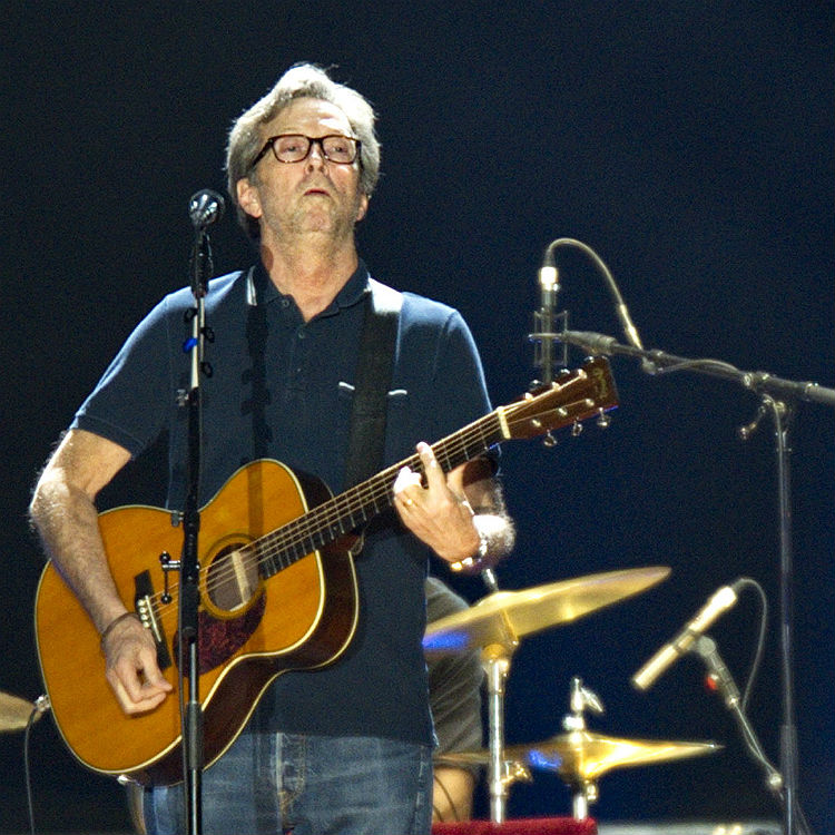 Eric Clapton Announces Two Nyc Shows At Madison Square Garden Gigwise