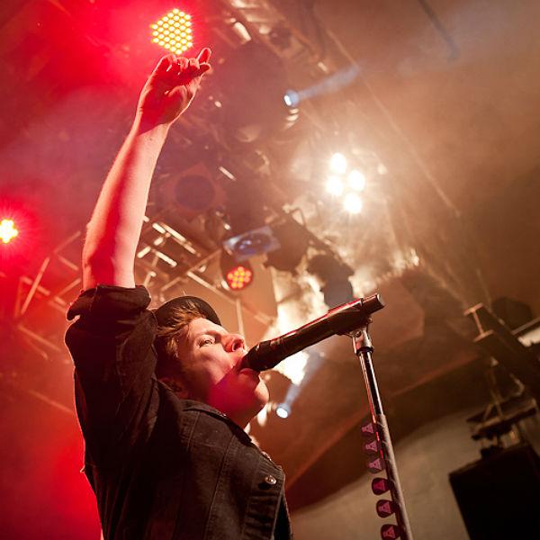 Fall Out Boy @ Islington Academy, London, 05/11/2013