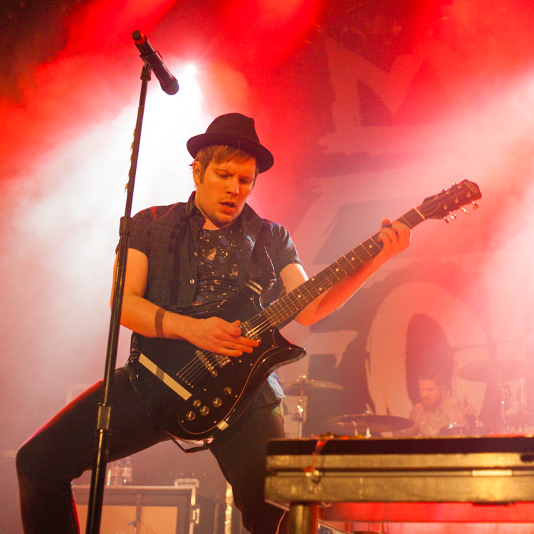 Fall Out Boy photos from Islington Assembly Hall, London