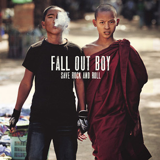 Album of the week: Fall Out Boy - Save Rock and Roll