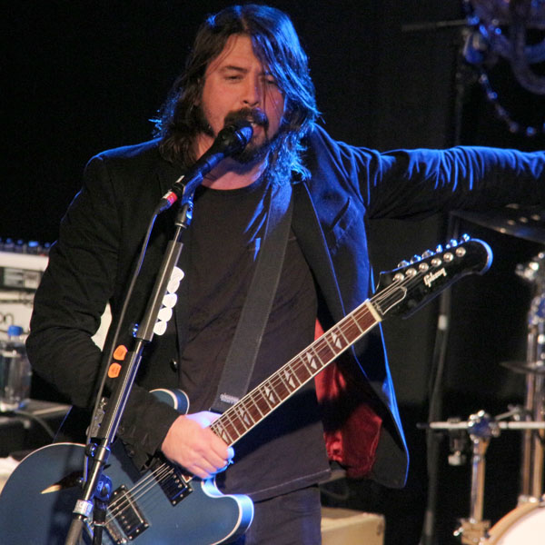 Dave Grohl reveals new Foo Fighters album written, ready for 2014 release