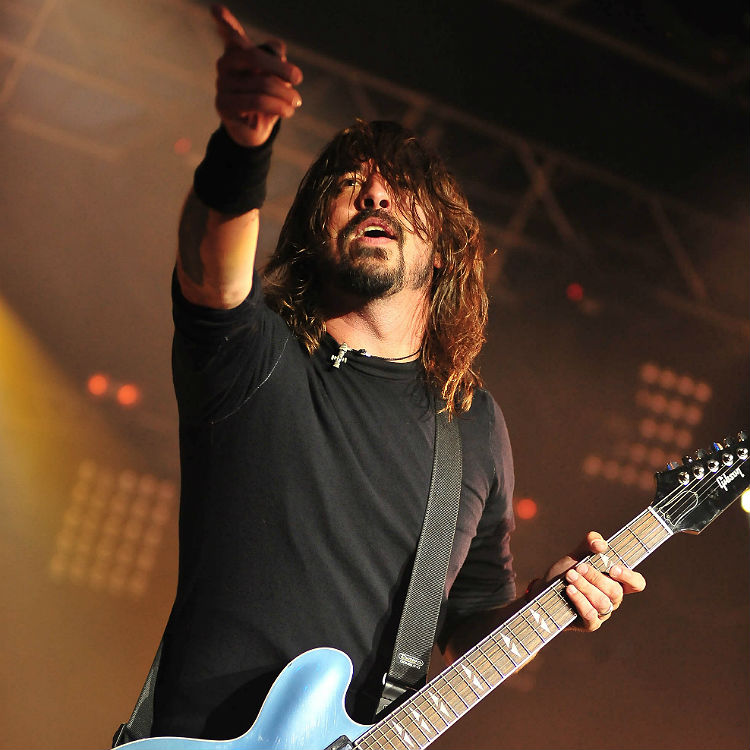 Foo Fighter Tour Setlist