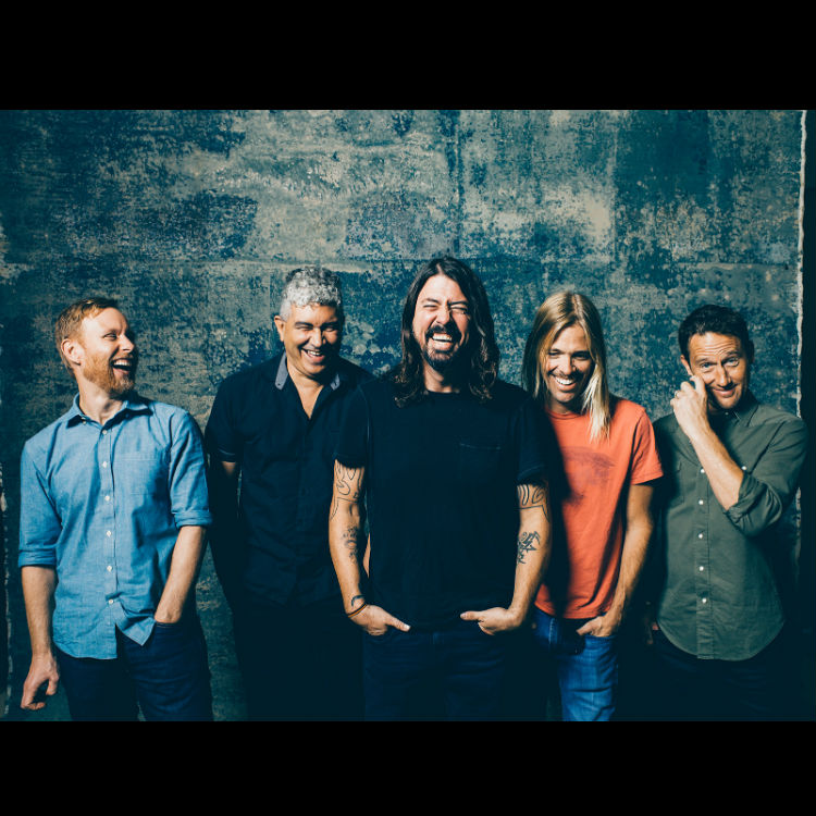 Foo Fighters To Announce Glastonbury Headline Slot?
