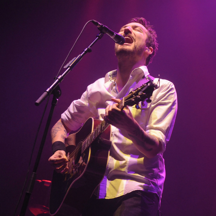 frank turner will play a ballot only show in london on friday