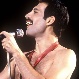 Gigwise readers name Freddie Mercury the best frontman ever