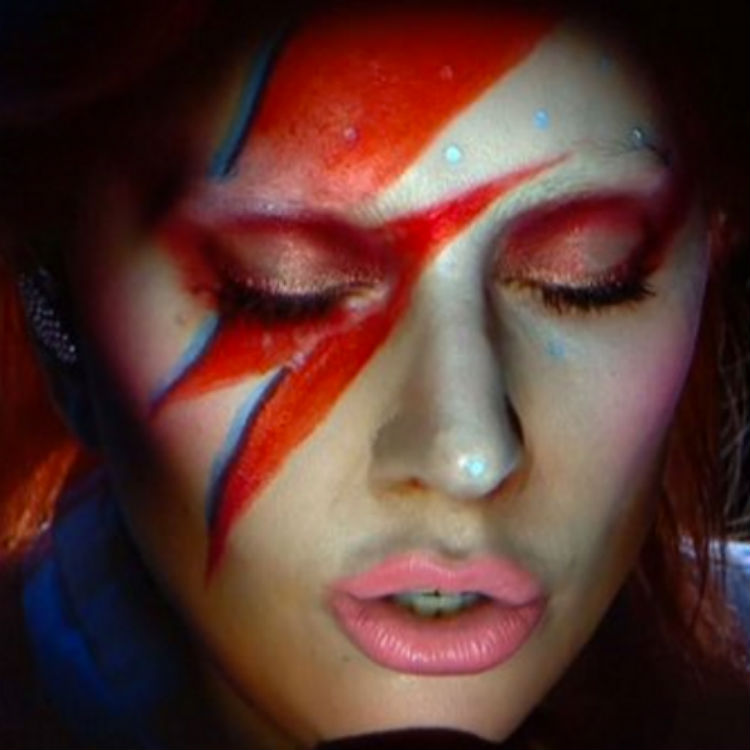 Lady Gaga gives David Bowie tribute medley performance Grammys - watch