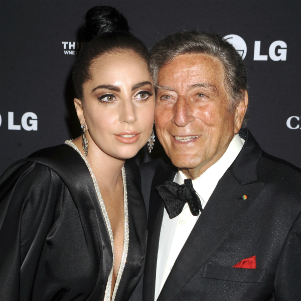 Lady Gaga says Tony Bennett 'saved her life' and rescued career
