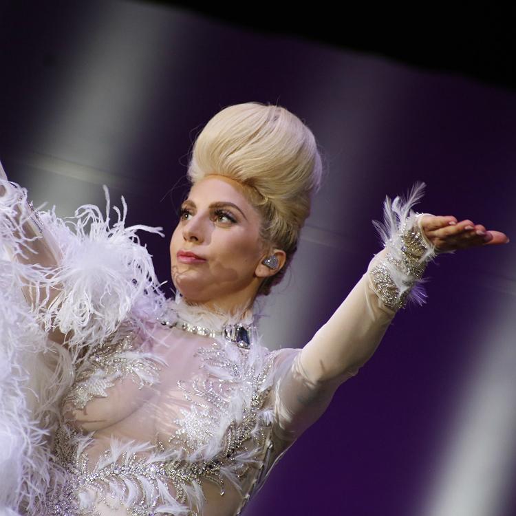 Lady Gaga wins Billboard Woman Of The Year award