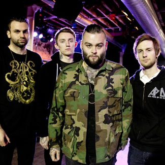 Gallows confirm self-titled third album release