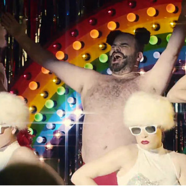 Watch: Channel 4 support gay athletes with 'Gay Mountain' protest song