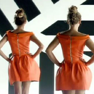 Girls Aloud turn their backs on fans (in new video teaser)