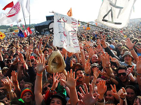 Glastonbury Twitter: Glastonbury Reveal Twitter Information Plans For Festival