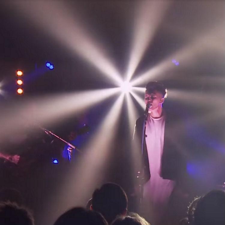 PUZZLE Godlike at Electrowerkz video - Depeche Mode, Frank Ocean