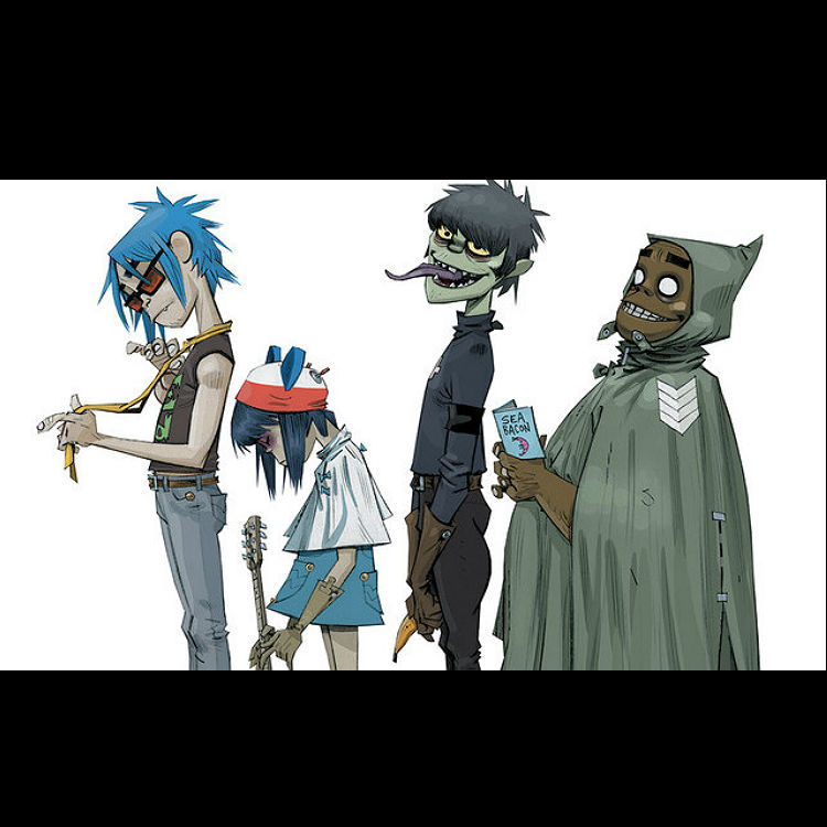Gorillaz new song Benjamin Clementine Damon Albarn Donald Trump