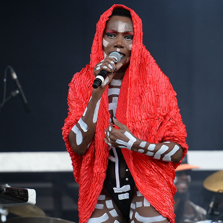 Grace Jones reveals details of 'I'll Never Write My Memoirs'