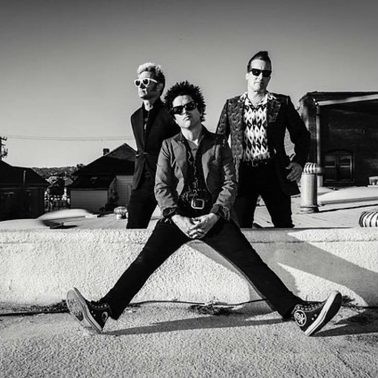 Green Day tour UK Leeds Manchester London