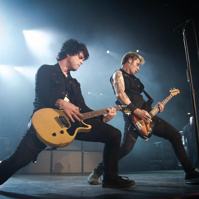 Green Day to headline 2017 British Summer Time