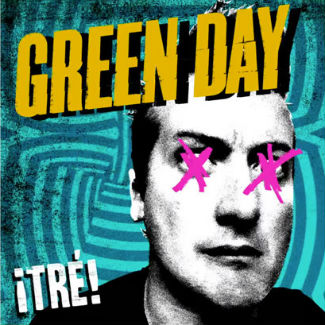 Green Day reveal third and final album cover