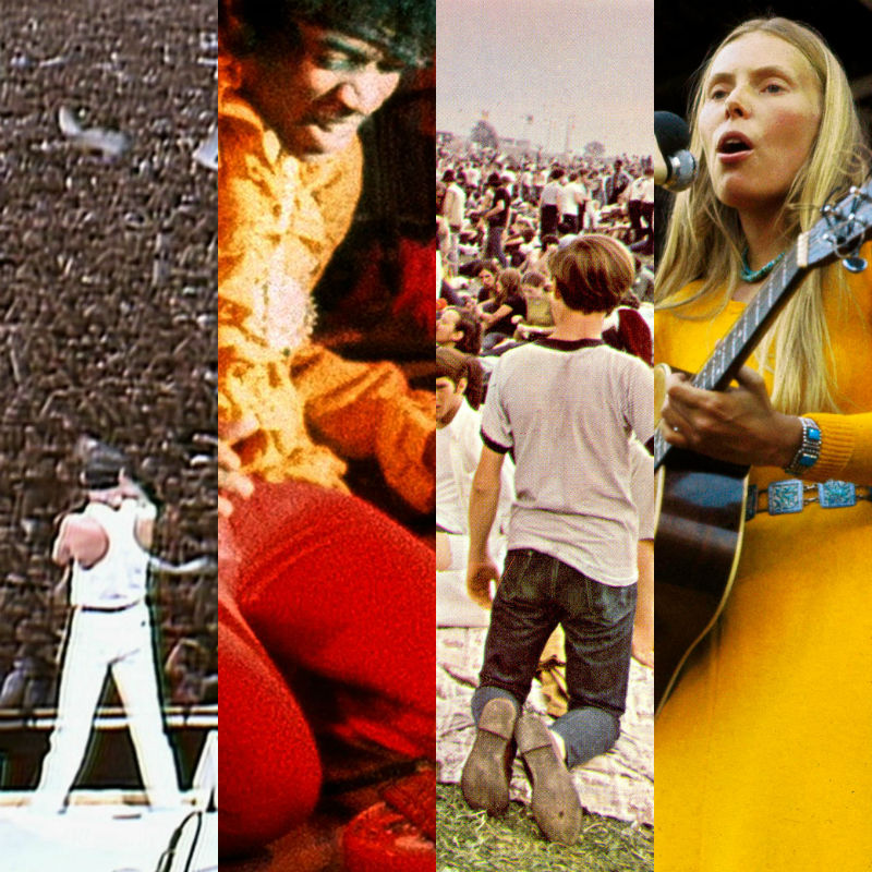 14 historical moments in music you wish you were at