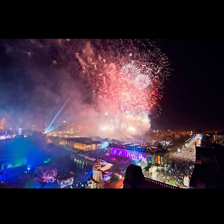 New Years Eve guide best nights out UK London Manchester Edinburgh