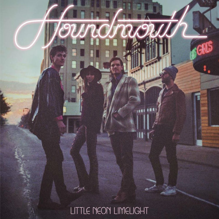Houndmouth Little Neon Limelight Album Review