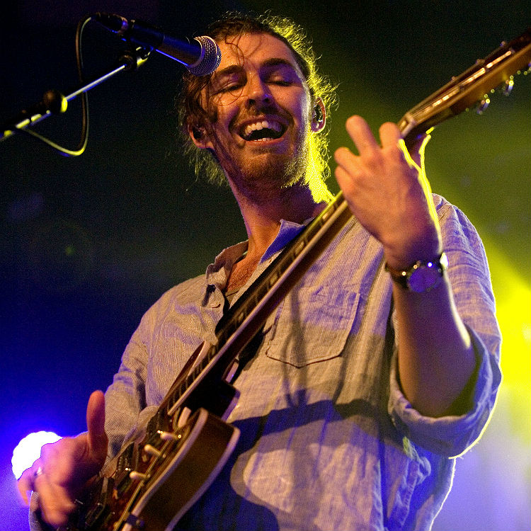 Hozier Glasgow Barrowlands photos